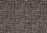 Ethan Allen Grid Mickey's Ears Black Fabric Swatch