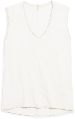Rag & Bone The Gaia Organic Pima Cotton Tank