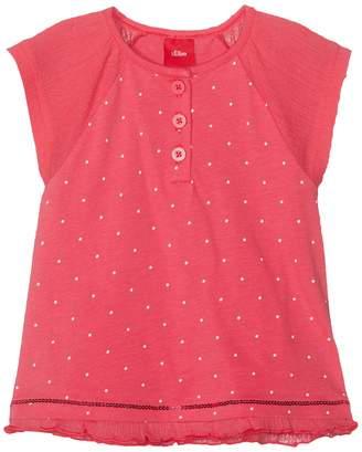 S'Oliver Baby Girls' 65.904.32.5640 T-Shirt