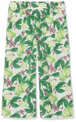 Name It Girl's Nkfvinaya Culotte Pant H Trouser