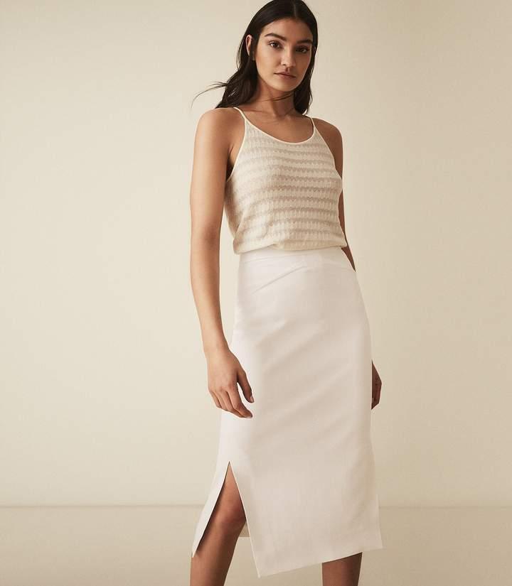 5efe0d80cb Reiss White Women s Clothes - ShopStyle