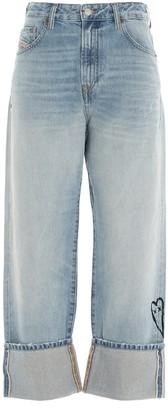 Diesel D-Reggy 009GZ Jeans