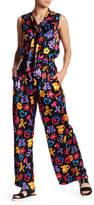 Love Moschino Pantalone Palloncini Pleated Pants