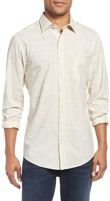 Rodd & Gunn Kermode Long Sleeve Woven Shirt