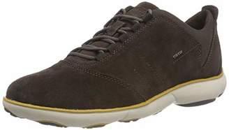 Geox Men's U Nebula C Low-Top Sneakers, ()
