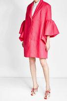 DELPOZO Linen Coat