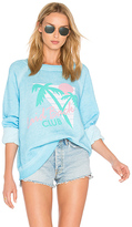 Wildfox Couture VIP Member Top in Blue. - size XS (also in )