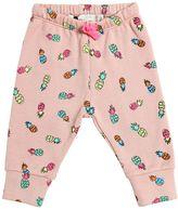 Stella McCartney Pineapples Organic Cotton Sweatpants
