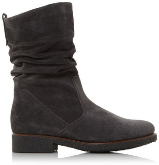Gabor Greendale Ruched Calf Boots