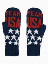 Old Navy Team USA® Star-Print Mittens for Adults