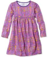 L.L. Bean Girls' Unshrinkable Knit Dress, Long-Sleeve