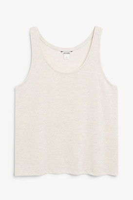 Monki Super-soft tank top