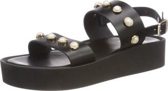 Bullboxer Women's 417001E1L Platform Sandals