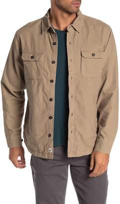 Fundamental Coast Tahoe Cord Shirt Jacket
