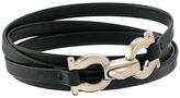 Salvatore Ferragamo 344763 Gancini Bracelet Bracelet