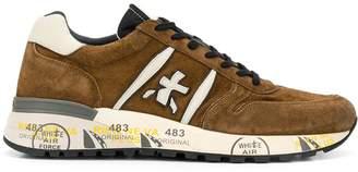 Premiata side logo sneakers