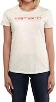 Carhartt Signature T-Shirt - Short Sleeve (For Women)