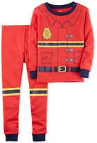 Carter's 2-Pc. Fireman Cotton Pajama Set, Baby Boys (0-24 months)