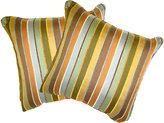 Doce Brown Toss Pillows