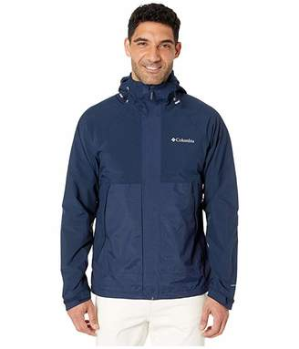 Columbia Evolution Valley Jacket (Collegiate Navy) Men's Coat