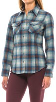 Pendleton Ranch Hand Western Shirt - Merino Wool, Snap Front, Long Sleeve (For Women)