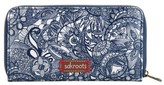 Sakroots Women's Artist Circle Large Wallet