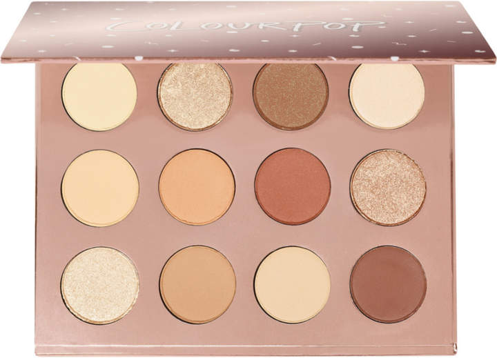 Thumbnail for your product : Colourpop Online Only Double Entendre Pressed Powder Shadow Palette