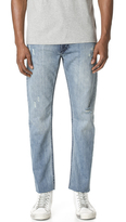 Calvin Klein Jeans Slim Frayed Jeans