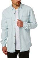 Swell White Wash Shirt Jacket