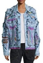 Faith Connexion NTMB Embellished Denim Jacket
