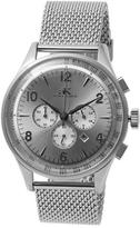 Adee Kaye AK9040-M-SV Men's Mondo Watch