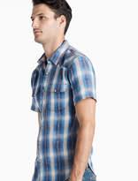 Lucky Brand Palos Verdes Western Shirt