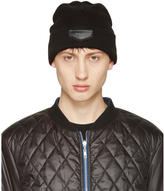 Givenchy Black Antigona Logo Beanie
