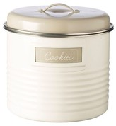 Typhoon Vintage Americana Large Storage Canister - Cream