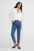 Thumbnail for your product : ÉTICA Alex High Rise Skinny With Twist Seam - Sequoia