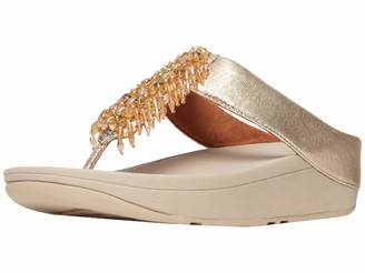 FitFlop Women's Velma Adorn Toe Thong