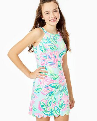 Lilly Pulitzer Girls Sophelia Shift Dress