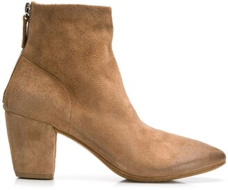 Marsèll High Block Heel Boots