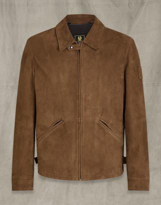 Belstaff Cooper Suede Jacket