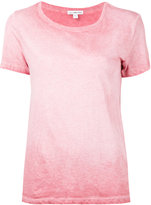 James Perse round neck T-shirt - women - Cotton - 1