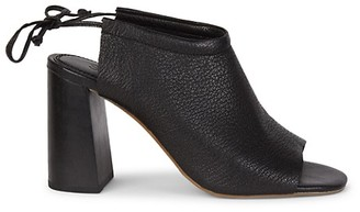 Splendid Lynn Leather Ankle Sandals