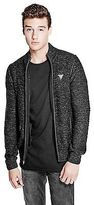 GUESS Men's Easton Marled Sweater