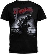Impact Godzilla - Mens Gojira T-shirt 2x-large