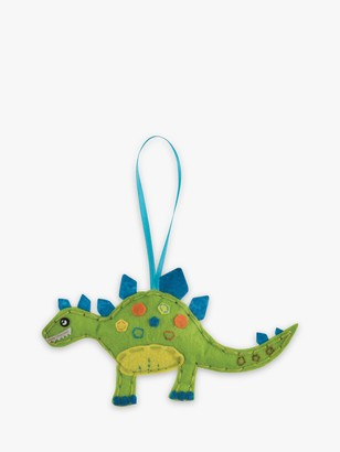 Trimits Make Your Own Dinosaur and Robot Felt Hanging Decorations Bundle, Pack of 2