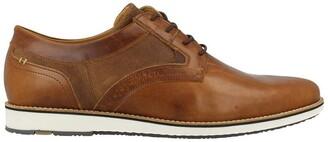 Bullboxer Plain Toe Leather Derby