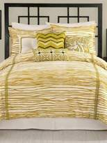 Trina Turk Vintage Stripe Zig Zag Square Decorative Pillow