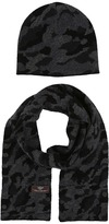 UGG Camo Beanie and Scarf Boxed Set (Toddler/Little Kids)