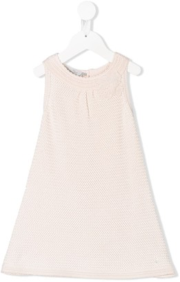 Christian Dior Crochet Sleeveless Dress