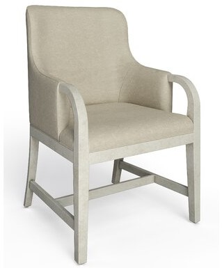 Stanley Furniture Hillside Upholstered Dining Chair Frame Color: Feather