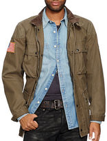 Denim & Supply Ralph Lauren Waxed Cotton Field Jacket